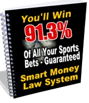 Win 91% of All Your Sports Bets