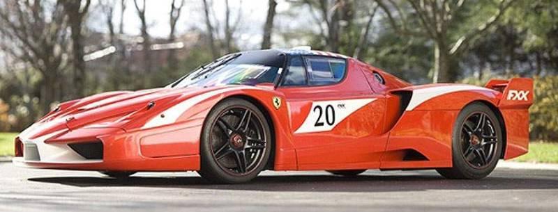 Ferrari Enzo FXX